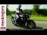 1998 Kawasaki ZXR 1100 Brief Overview - With Richard Hammond