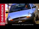 Ford Ka2 Overview - 1997 Supermini Of The Year