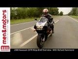 2000 Kawasaki ZX7R Ninja Brief Overview - With Richard Hammond