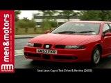 Seat Leon Cupra Test Drive & Review (2003)