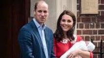Royal Baby Name Announced: Prince Louis of Cambridge   THR News