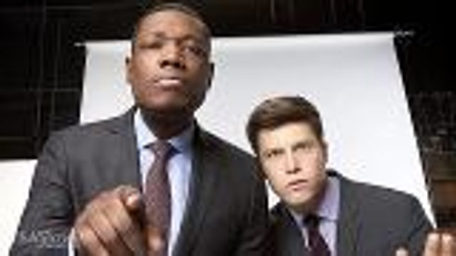 'SNL' Stars Michael Che and Colin Jost to Host 2018 Emmys   THR News