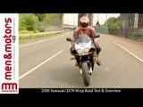 2000 Kawasaki ZX7R Ninja Road Test & Overview