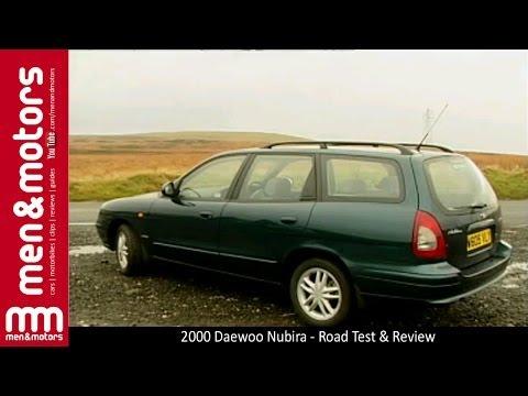 2000 Daewoo Nubira – Road Test & Review