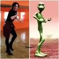 Uzaylı Yeni Dansı Yeni Akım Yeşil Uzaylı Dansı Yeni Trend Alien New Dance