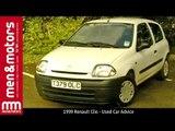 1999 Renault Clio - Used Car Advice