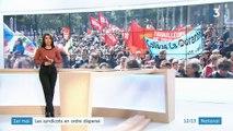 1er-Mai : les syndicats en ordre dispersé