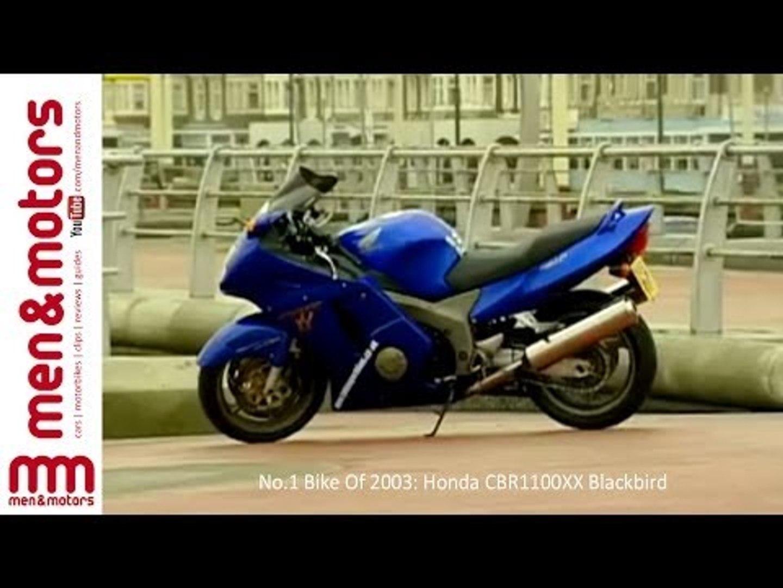 Best Bike Of 2003 - Honda CBR1100XX Blackbird