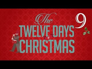 Day 9   12 Days of Christmas Countdown   Kids Clubhouse