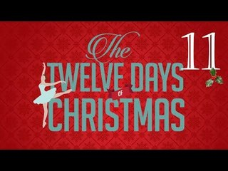 Day 11   12 Days of Christmas Countdown   Kids Clubhouse