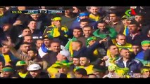 2-1 Adel Djerrar Goal Algeria  Algerian Cup  Final - 01.05.2018 USM Bel Abbès 2-1 JS Kabylie