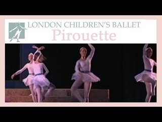 Pirouette demo | LCB: Ballet Shoes 2001