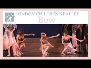 Bow demo | LCB: Ballet Shoes 2001