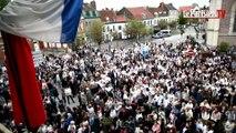 Plusieurs milliers de personnes à la marche blanche en hommage à Angélique