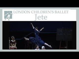 Jete demo | LCB: Jane Eyre 2008
