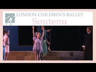 Soutenu demo | LCB: Ballet Shoes 2001