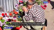 NAZI ORGIES IN UKRAINE- Ukrainian Neo-Nazis Celebrate The Odessa Massacre & Threat Victims' Families