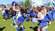 Ruban Bleu 2018 à Bastogne : la joie des Rhétos