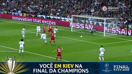 GOL DE EMPATE DO BAYERN! James Rodríguez deixa tudo igual contra o Real Madrid!