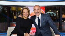 Katie Couric Discusses Matt Lauer Scandal