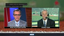Red Sox First Pitch: Dave Dombrowski Praises Red Sox For Overcoming Obstacles