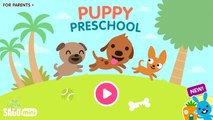 Kids Learn Colors Numbers Shapes with Puppy Preschool - Fun Educational Game for Toddlers