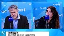 """Eddy Fougier sur le 1er mai : """"On avait jamais vu autant de black blocs réunis"""""""