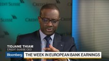 Semana de informes sobre las ganancias de bancos europeos