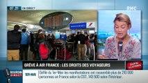 Dupin Quotidien : Grève à Air France, quels sont les droits des voyageurs ? - 02/05