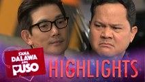 Sana Dalawa Ang Puso: Oyo holds his tears infront of Martin | EP 66
