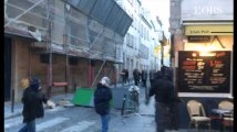 1er Mai : violences dans le Quartier latin à Paris