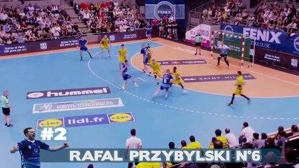 Joueur de la saison 2017/2018 - Rafal Przybylski
