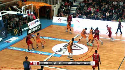 J30 : Maël Lebrun big shots vs Evreux
