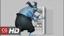 "CGI 3D Showreels HD ""Character Modeling Showreel by Oscar Ayala | CGMeetup"