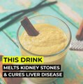 This drink melts kidney stones and cures liver disease. Futusion | DIMIC | Future Vision | BRIGHT SIDE  | BuzzFeedVideo | 5-Minute Crafts | 7-Second Riddles | Natural Cures | Home Remedies for Health | Natural Life Hacks | Natural Ways | Life Hacks |