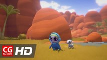 "CGI 3D Animated Game Trailer ""Pod Game Trailer"" by The Animation Workshop 