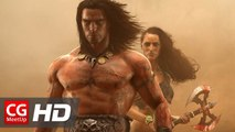 "CGI Animated Trailer HD ""Conan Exiles Cinematic Trailer by Black and Imaginations Studios 