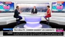 Morandini Live : les salaires des candidats de télé-réalité dévoilés (vidéo)