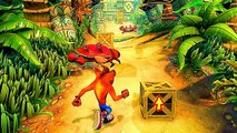 CRASH BANDICOOT N. Sane Trilogy Bande Annonce de Gameplay