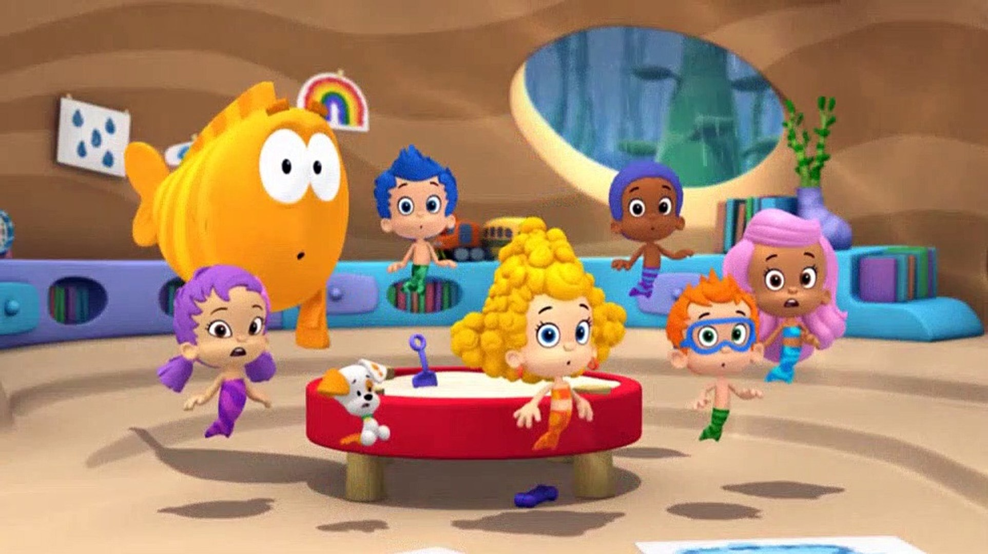 Bubble Guppies S03e20 Puddleball