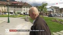 Haute-Savoie : face à la pollution, les habitants de la vallée de l'Arve réclament justice