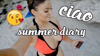 """""""CIAO"""" Summer Diary"""