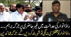Jirga threatens to shut down city if Rao Anwar not presented in handcuffs