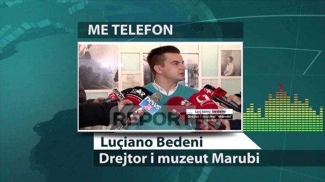 """Report Tv - Skandal në muzeun """"Marubi"""" kërcime mbi tavolina, flet drejtori"""