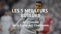 Ligue des Champions - Les 5 meilleurs buteurs de l'histoire de la C1