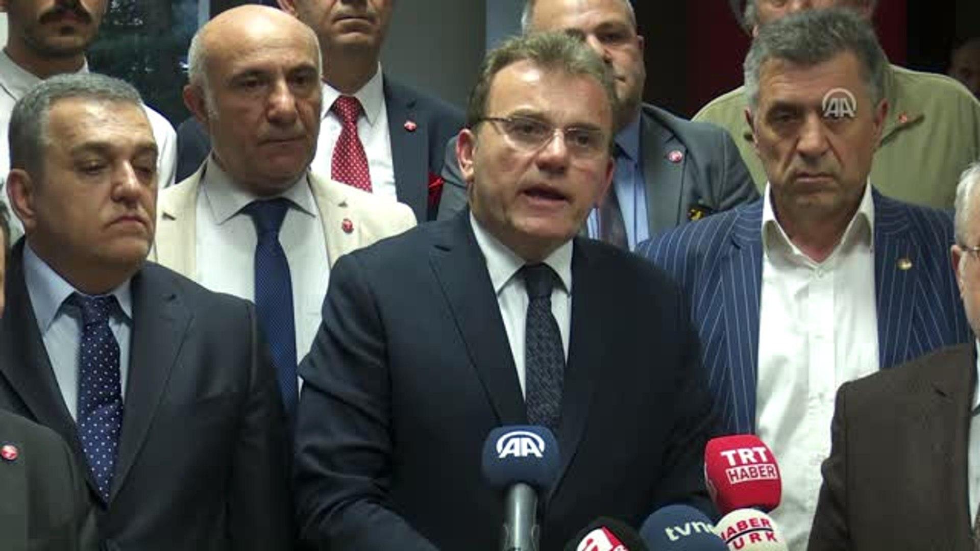 adalet partisi genel baskani oz 100 bin imzayla cumhurbaskani adayi olmak icin basvuru yapti