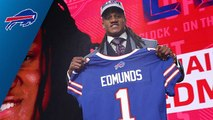 Bills select Tremaine Edmunds No. 16 in the 2018 NFL Draft