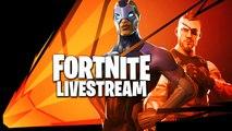 Fortnite Battle Royale Season 4 Week 1 Battle Pass Challenges | GameSpot LIVE Replay