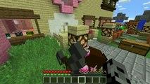 Minecraft: FERRETS HIDE AND SEEK!! - Morph Hide And Seek - Modded Mini-Game