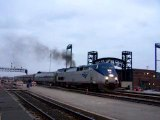 Amtrak 61 is in trouble at Joliet